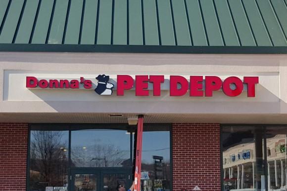Donna's Pet Depot