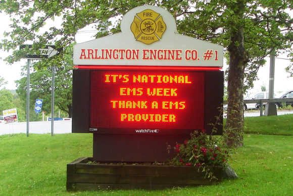 Arlington Engine Co. #1