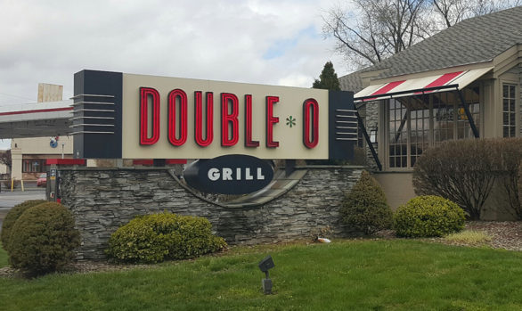 Double O Grill